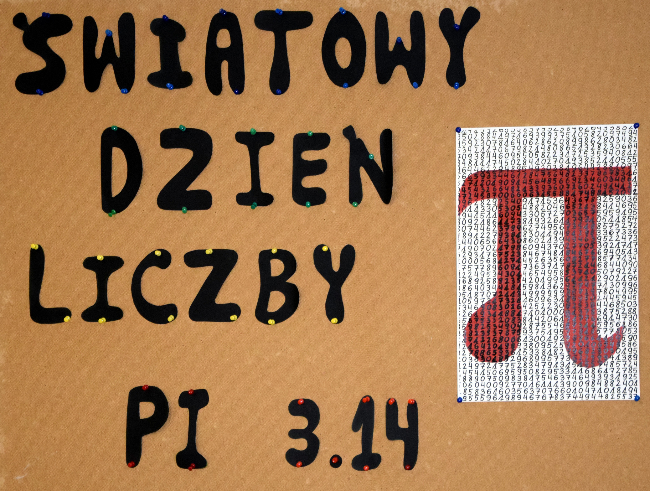 światowy dzień liczby pi