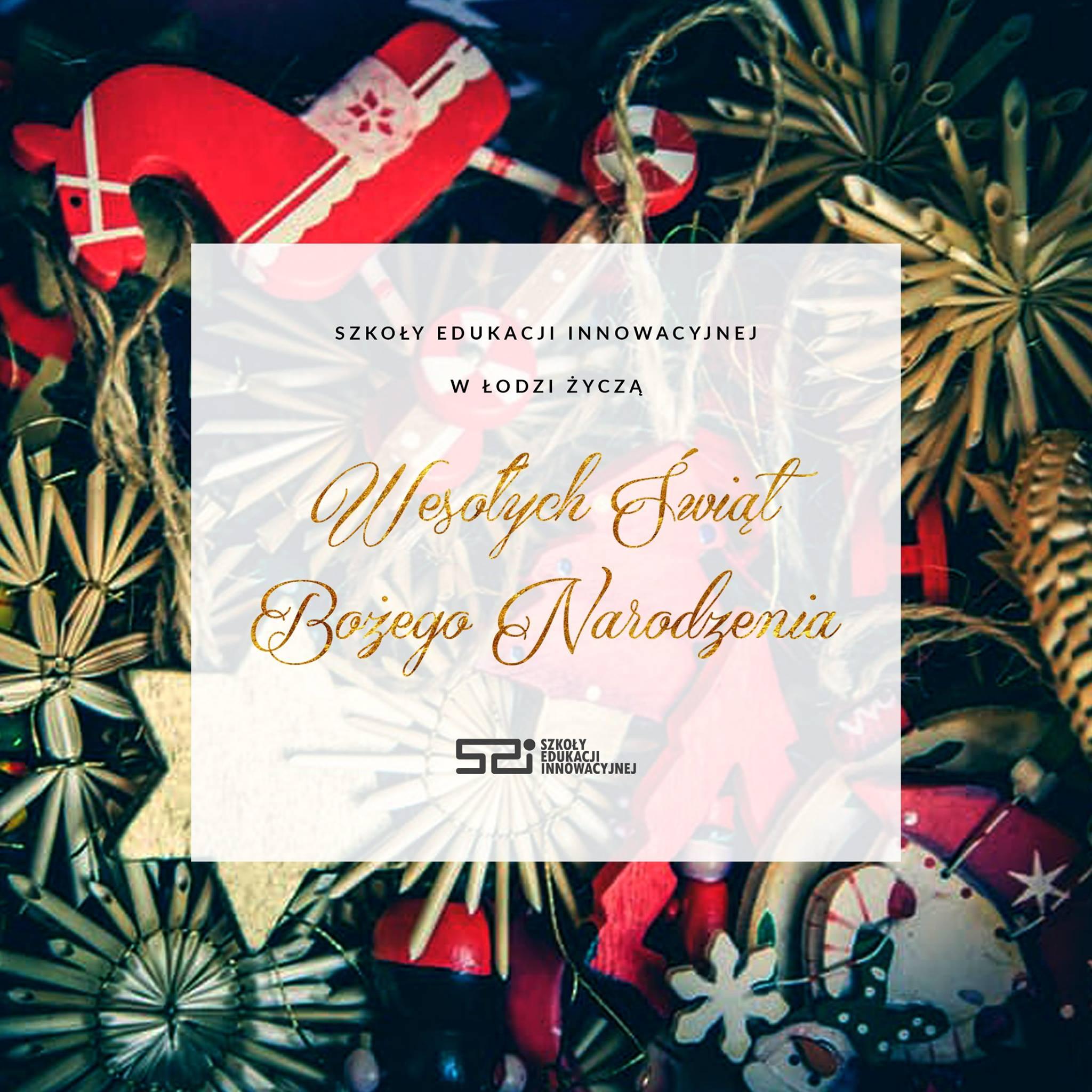 Świąteczna życzenia od SEI