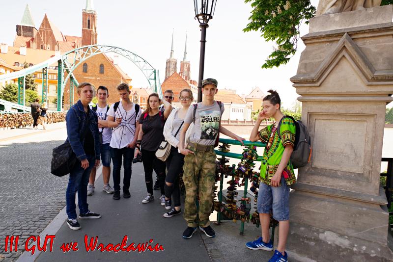 Uczniowie SEI we Wrocławiu