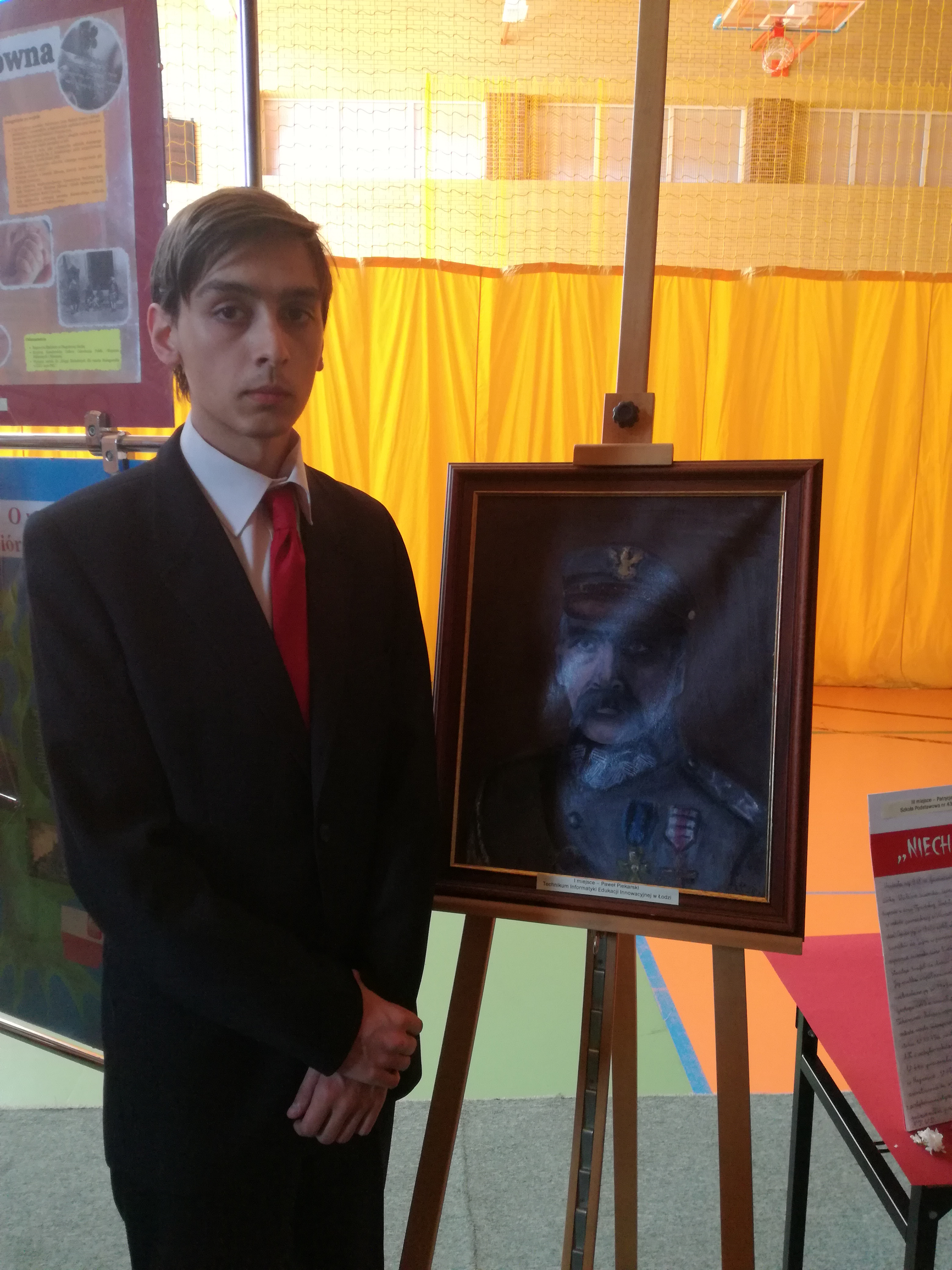 Uczeń SEI nagrodzony w konkursie