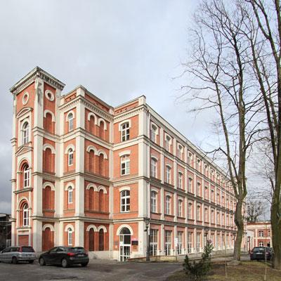Siedziba SEI w Łodzi