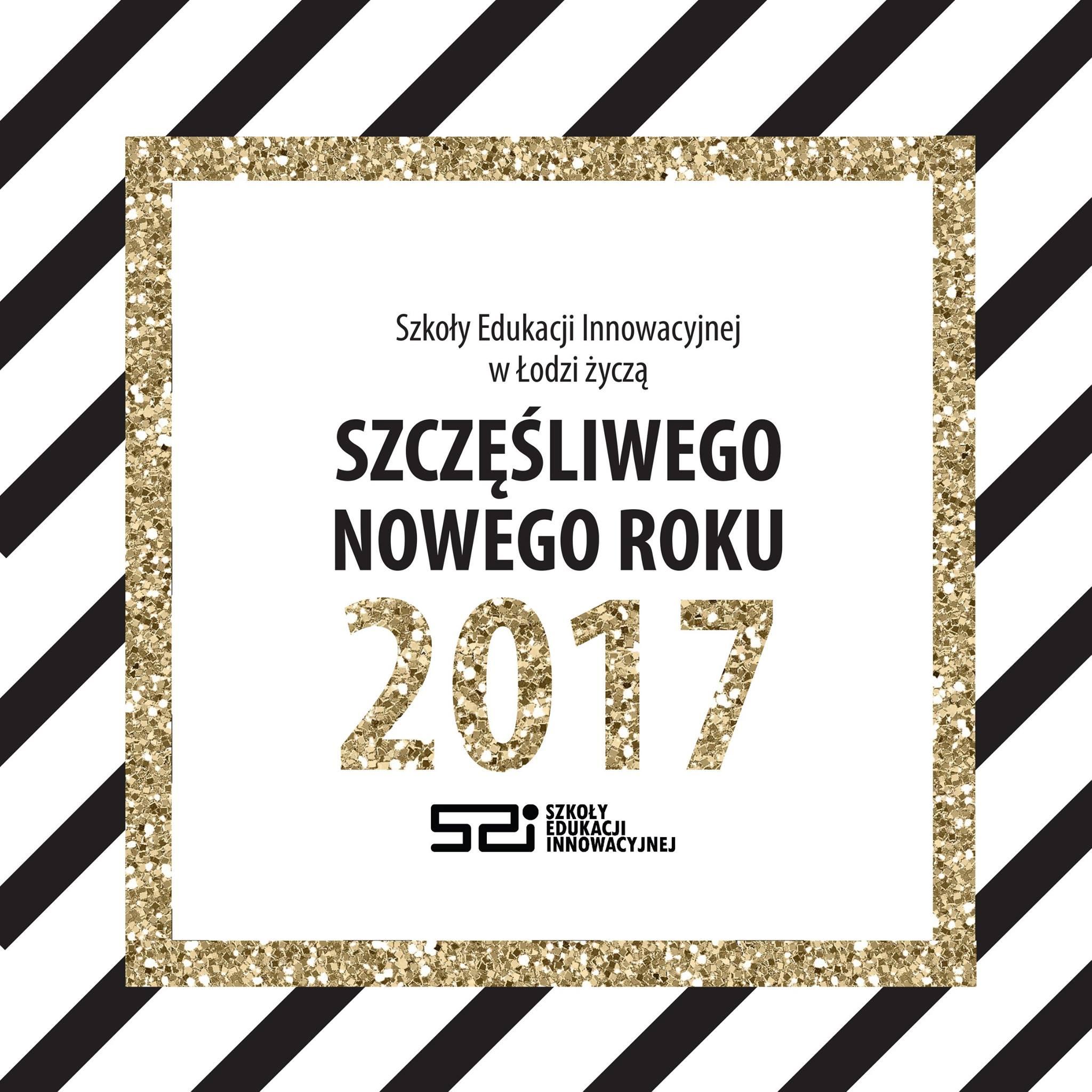 Życzenia noworoczne SEI w Łodzi